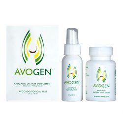 Avogen avocado dietary supplement