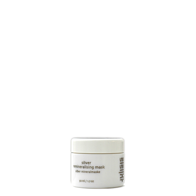Silver Mineral Mask